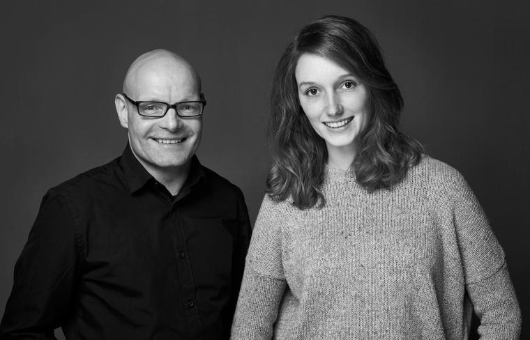 Foto von Holger Wagner und Ronja Gerlach