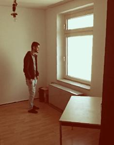 Mahmoud: »Diese Wohnung bedeutet mir viel.«